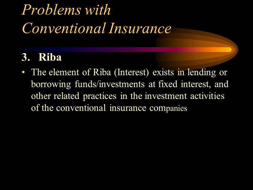 The Solution Islamic Cooperative Insurance ( Takaful)