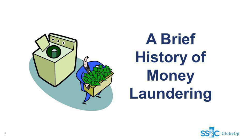 3 A Brief History of Money Laundering