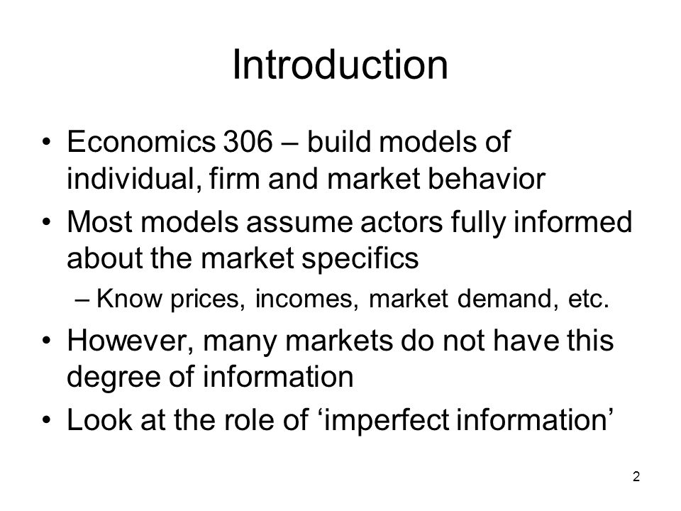 23 The inability of the insurance company to determine a priori types 1 and 2 means that firm 1 will not sell a policy for $8000 Asymmetric information has generated a situation where the high risks drive the low risk out of the insurance market What is the solution?