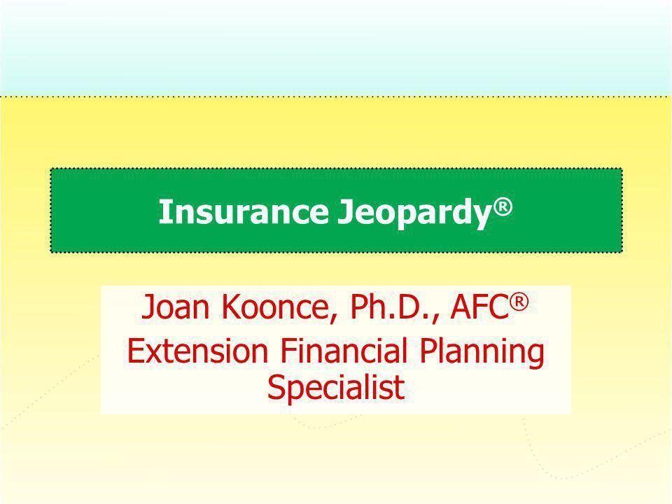 back Health Insurance Major Types of Health Care Coverage –Basic health insurance Hospital insurance Surgical insurance Medical expense insurance –Major medical insurance
