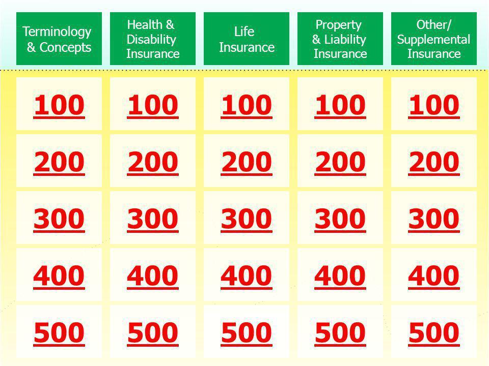 back Life Insurance Settlement Options Lump-Sum Settlement Interest-Only Settlement Period-Certain Settlement Installment-Certain Settlement Life-Annuity or Life Income Settlement