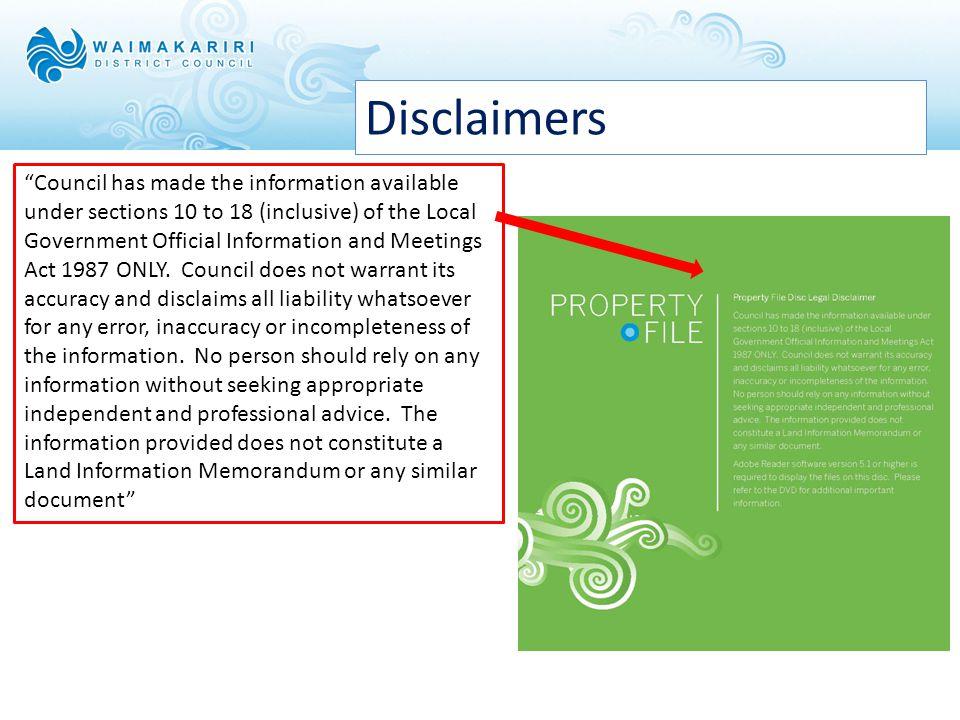 Property File On a DVD?