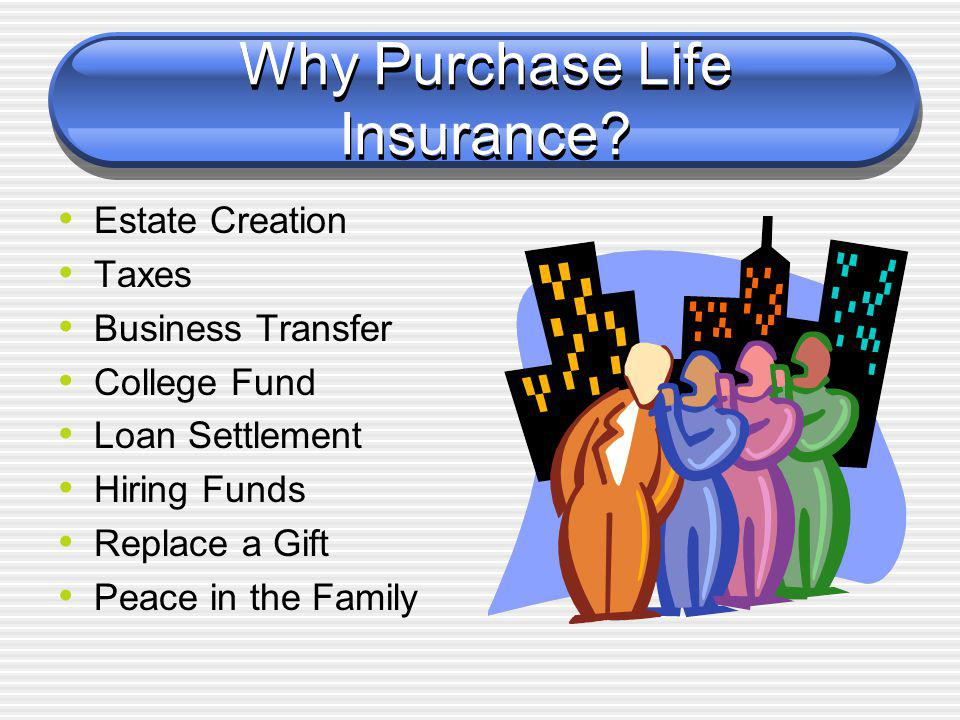 Life Insurance Contract Features Beneficiary designation Settlement options Grace period Non-forfeiture options Loan provisions Assignment options Policy reinstatement options Alteration of policy options Disability clause Multiple indemnity clause Suicide clause