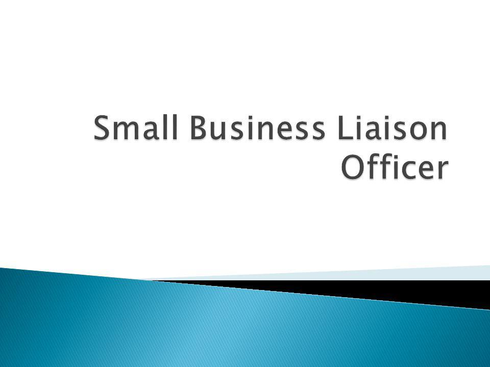 The Small Business Liaison Officer maintains a process for providing equal access to opportunity for Small Business suppliers and to increase the level of diversity in the Universitys supplier and contractor pools.