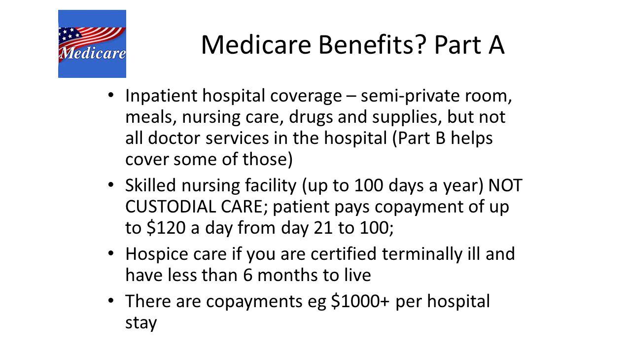 Medicare Benefits.