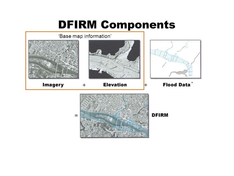 Base map information *