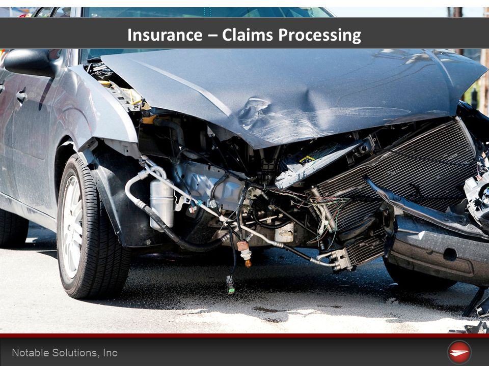 Notable Solutions, Inc Insurance – Claims Processing