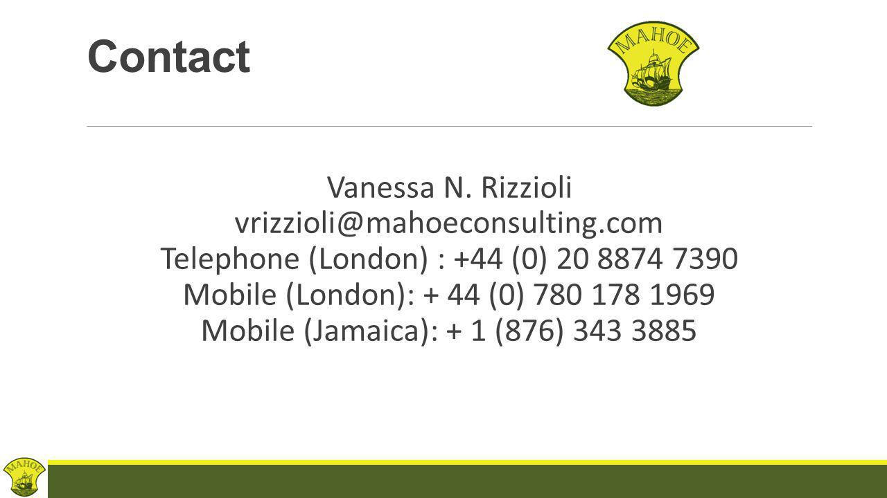 Contact Vanessa N.