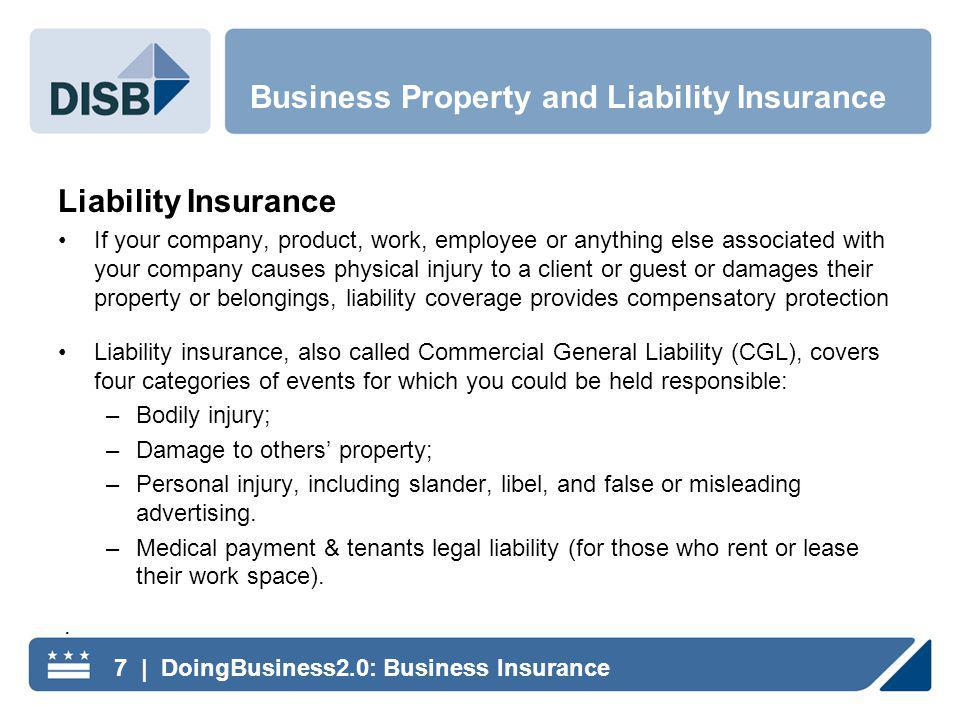 Many home-based business owners believe that their homeowners or renters insurance policy will adequately cover their home-based business.