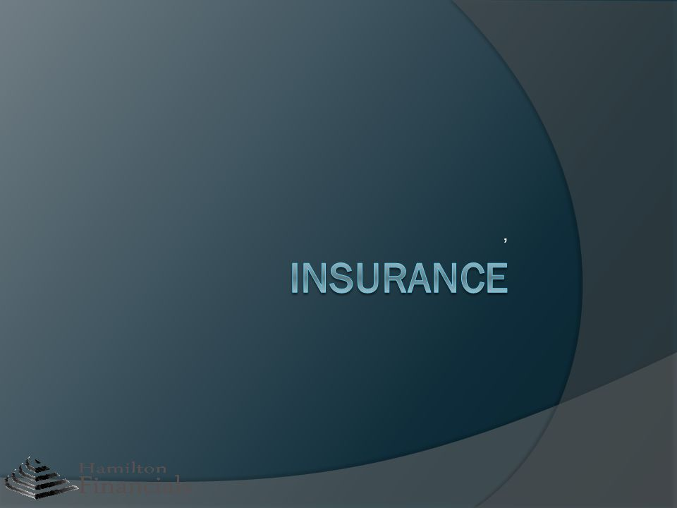 Computation for Life Insurance Needs Life Income stream X (1- % of family) X Earnings Multiple insurance to be replaced income spent Needs= on deceaseds needs)
