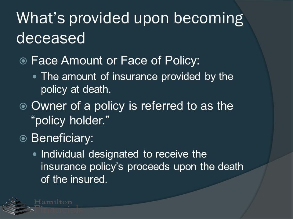 Earnings Multiple Approach Purchasing life insurance that covers from 5 to 15 times your annual gross income.