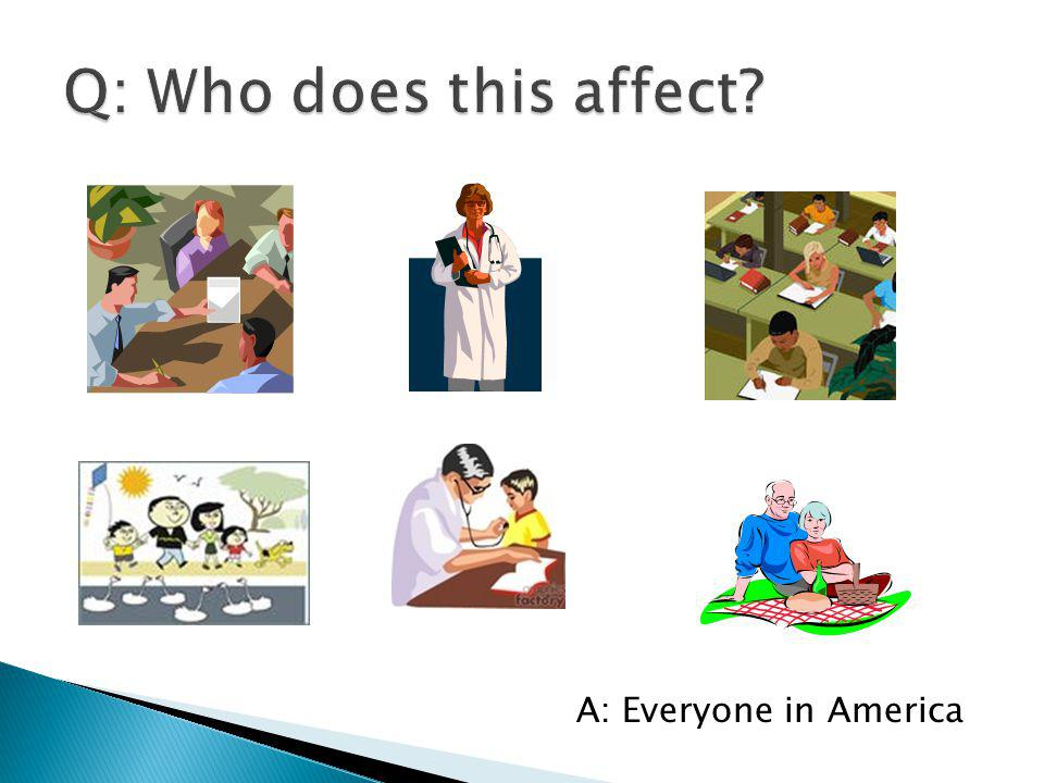 A: Everyone in America