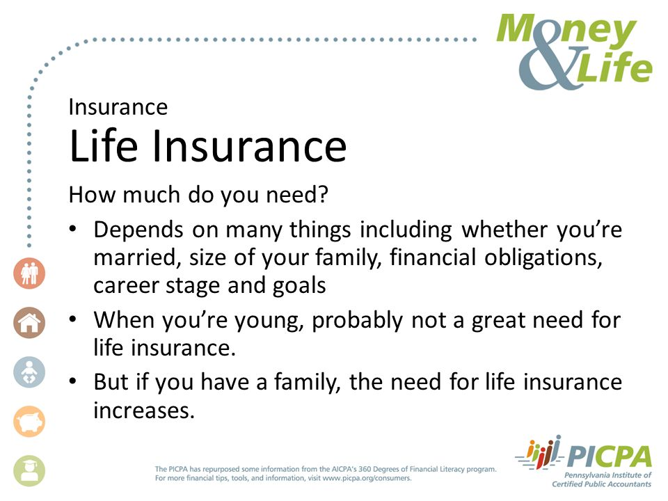 Insurance Life Insurance Types of polices: permanent and term