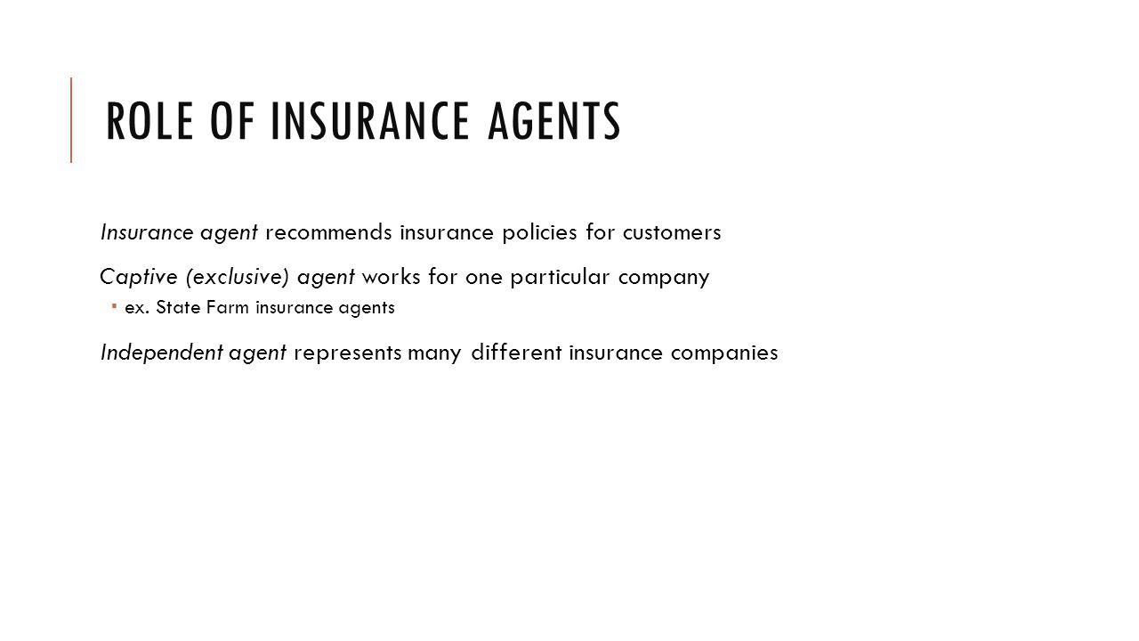 Insurance Agent Responsibilities. insurance agent job ...