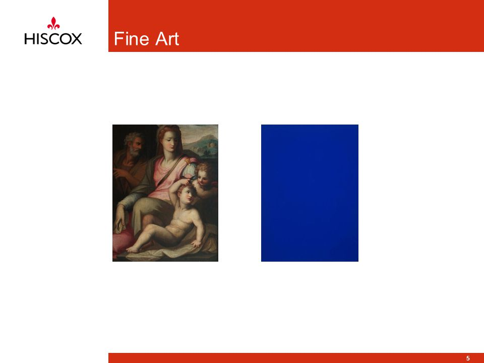 5 Fine Art