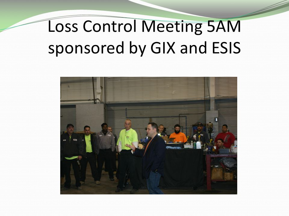GIX Has Working Relationships With Most Major Insurance Companies Including the Major Providers for the Solid Waste Industry National Interstate Berkley Environmental AIG ACE Zurich Environmental Hudson Great American London Syndicates