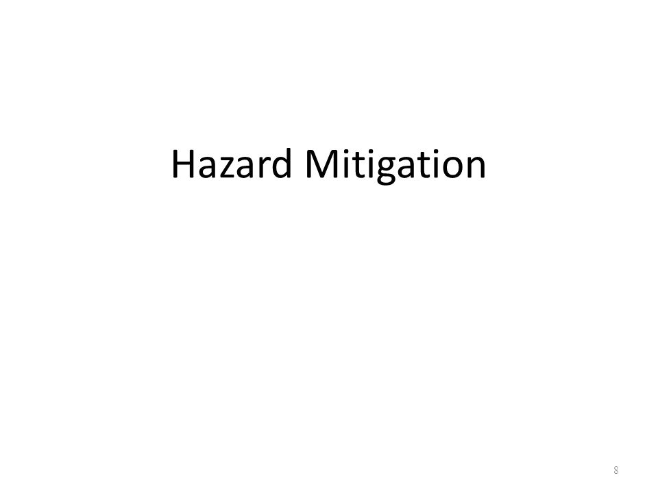 Hazard Mitigation Grant Program (HMGP) Purpose: Natural Hazard Mitigation Projects 44CFR Section 206.430-440 Funding =15% of eligible Public Assistance (PA) amount under Presidential Disaster Proclamation (previously 7.5%) Competitive (within the state of Idaho) Idaho usually requests program on statewide basis.