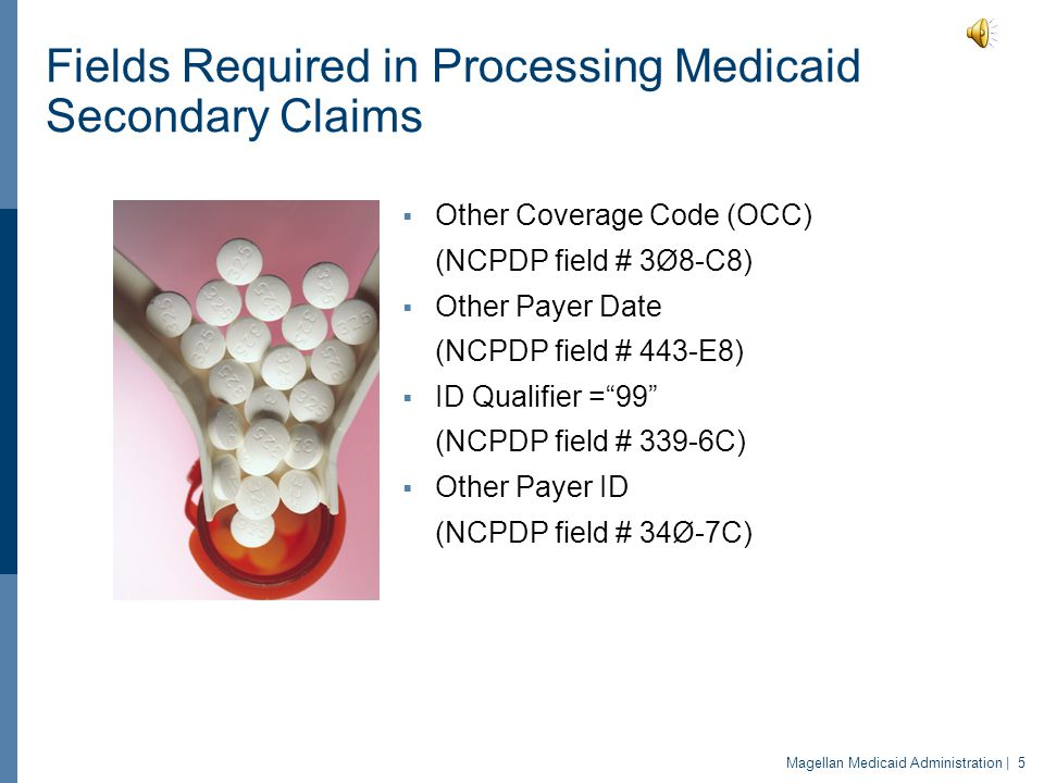 Compliance is Key If a primary carrier requires a PA, the primary carriers prior authorization procedures must be followed Magellan Medicaid Administr