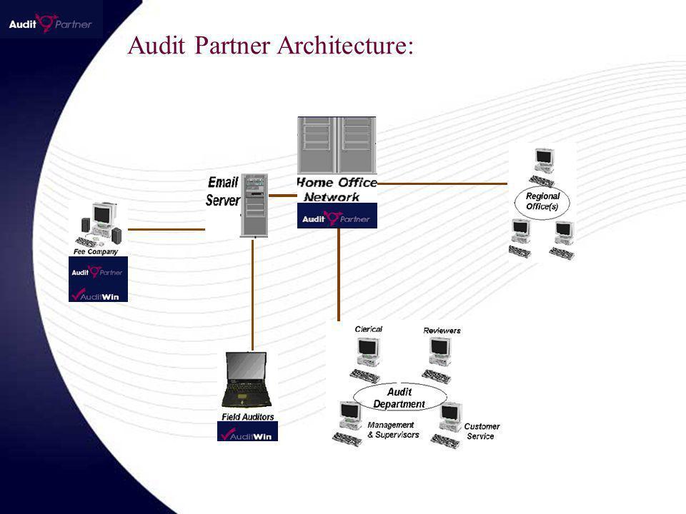 Audit Partner Architecture:
