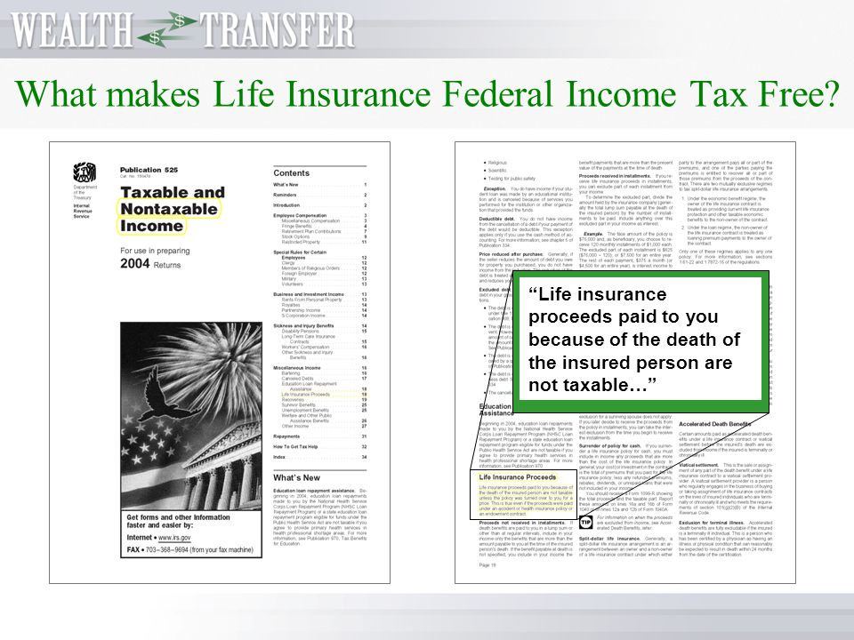 Effective Wealth Transfer Strategies Always remember you have two beneficiaries in your estate: Your heirs The IRS Three Asset Classes Taxable CDs Sav