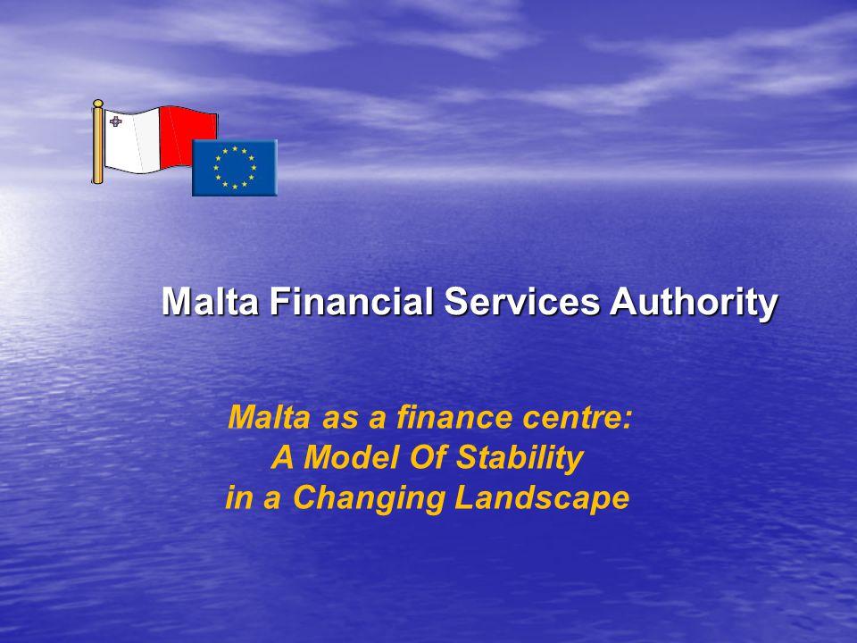 MALTA Framework for the Development of Financial Services