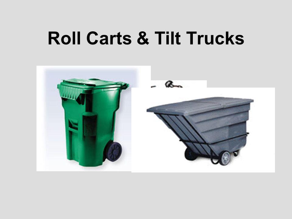 Roll Carts & Tilt Trucks