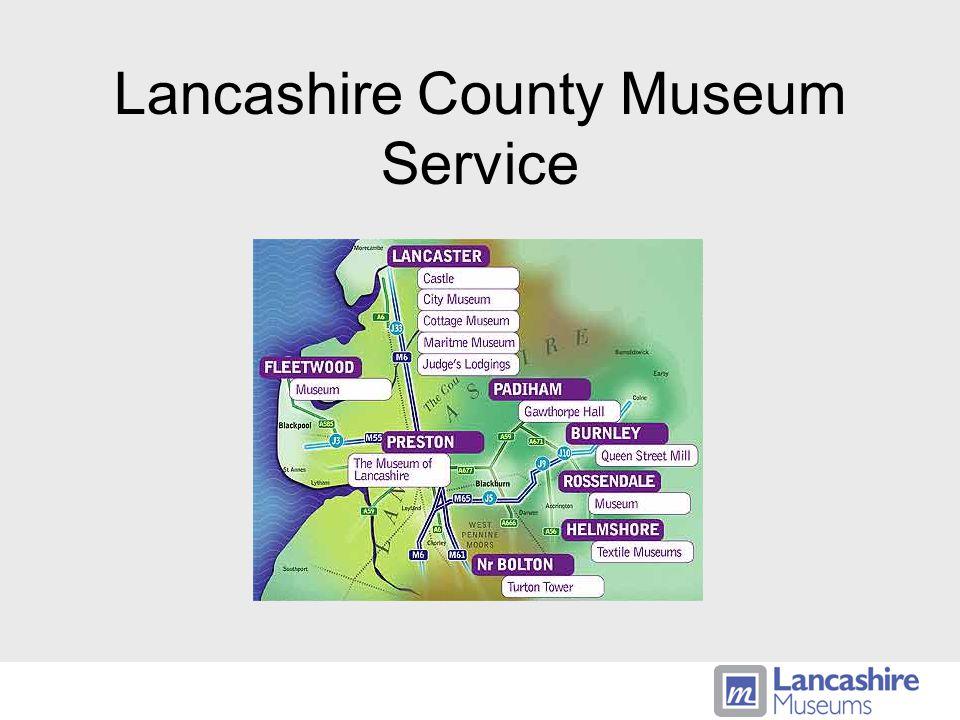 Lancashire County Museum Service