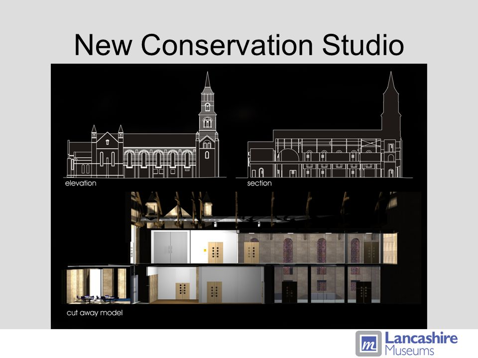 New Conservation Studio