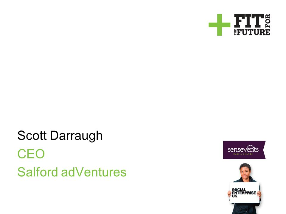 Scott Darraugh CEO Salford adVentures