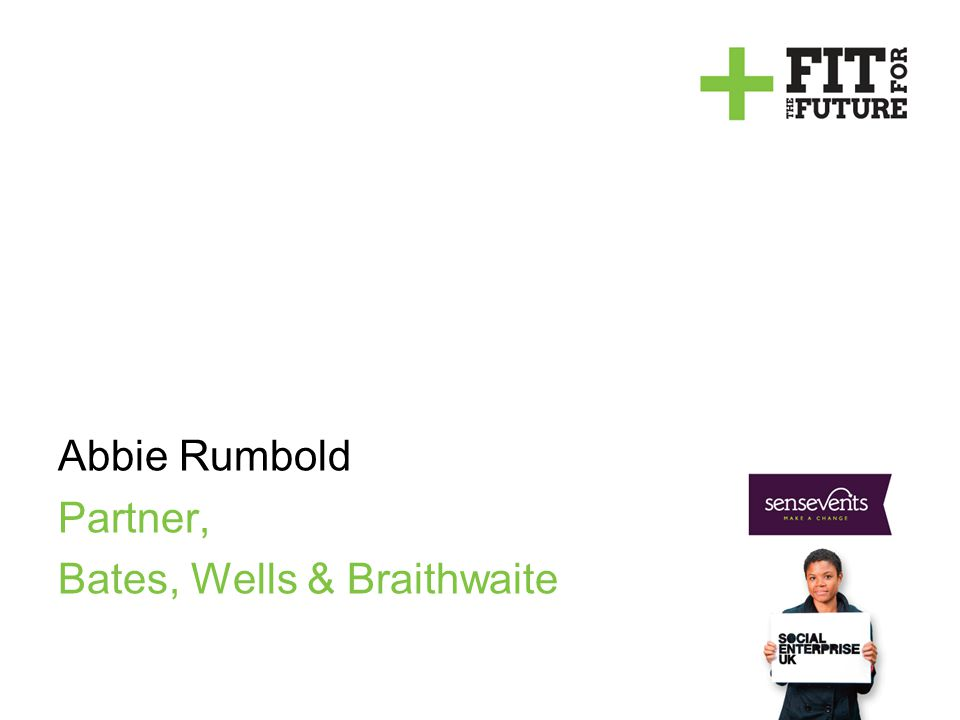 Abbie Rumbold Partner, Bates, Wells & Braithwaite