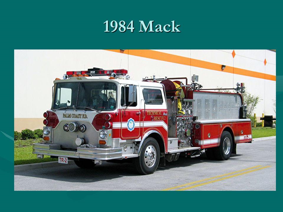 1984 Mack