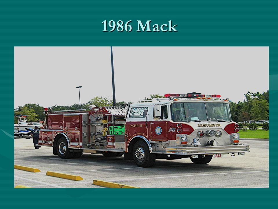1986 Mack