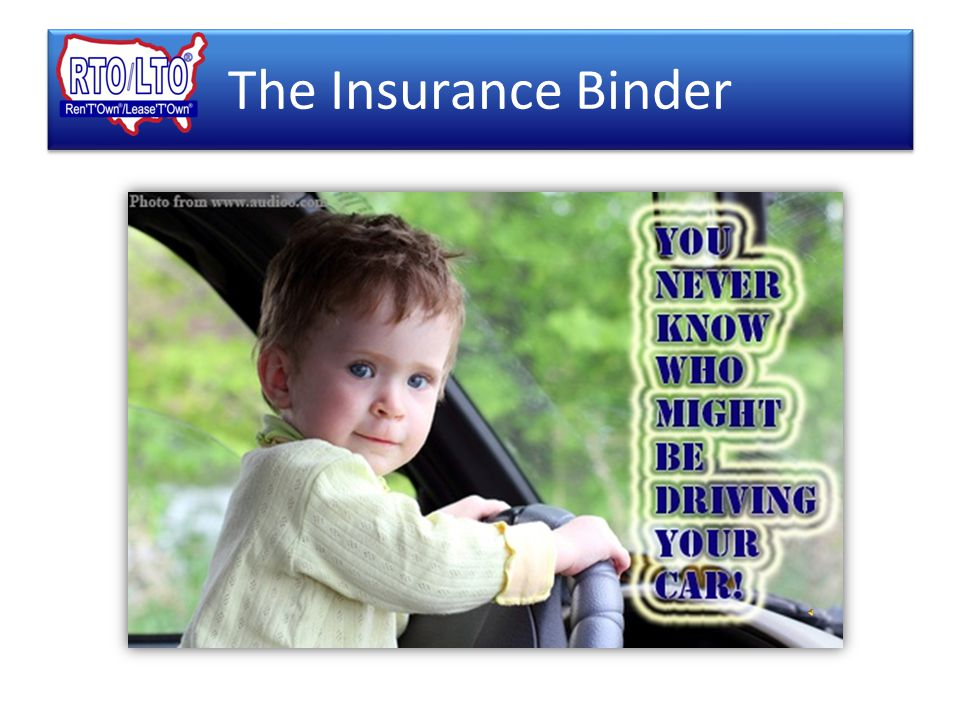 The Insurance Binder Review Document Locate & Circle Both Must Appear Contingent