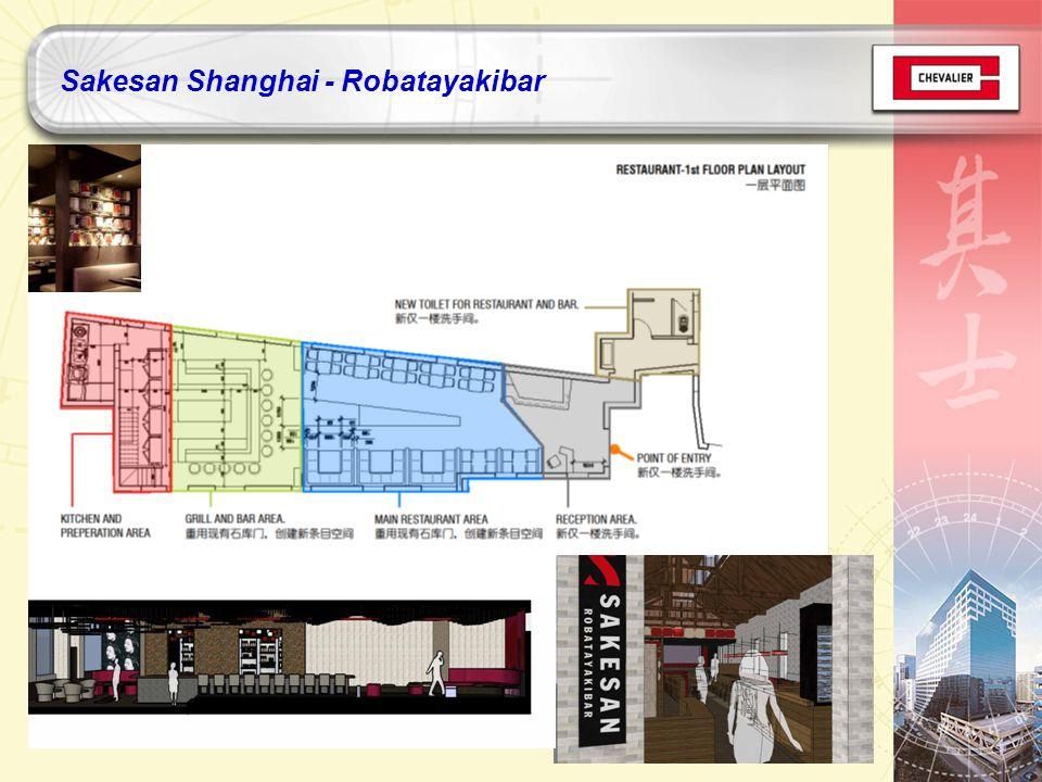 Sakesan Shanghai - Robatayakibar