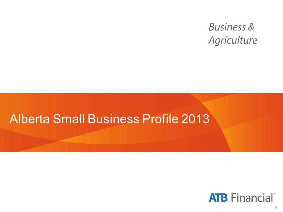 37 Business & Agriculture I believe the Alberta advantage is… 18 % of SME owner/operators report the rich and diverse economy Source: ATB Financial, Survey on Alberta SMEs, Aug/Sept 2013, 97 respondents.
