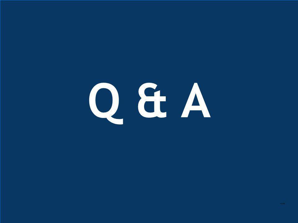 Q & A HOME