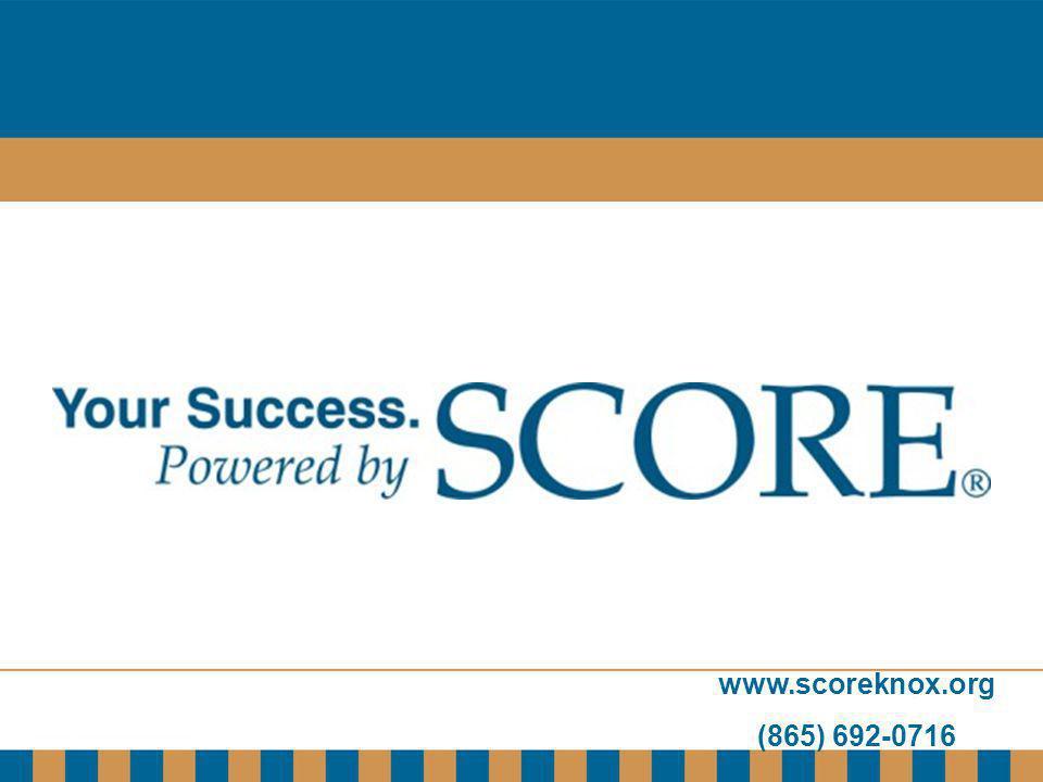 www.scoreknox.org (865) 692-0716