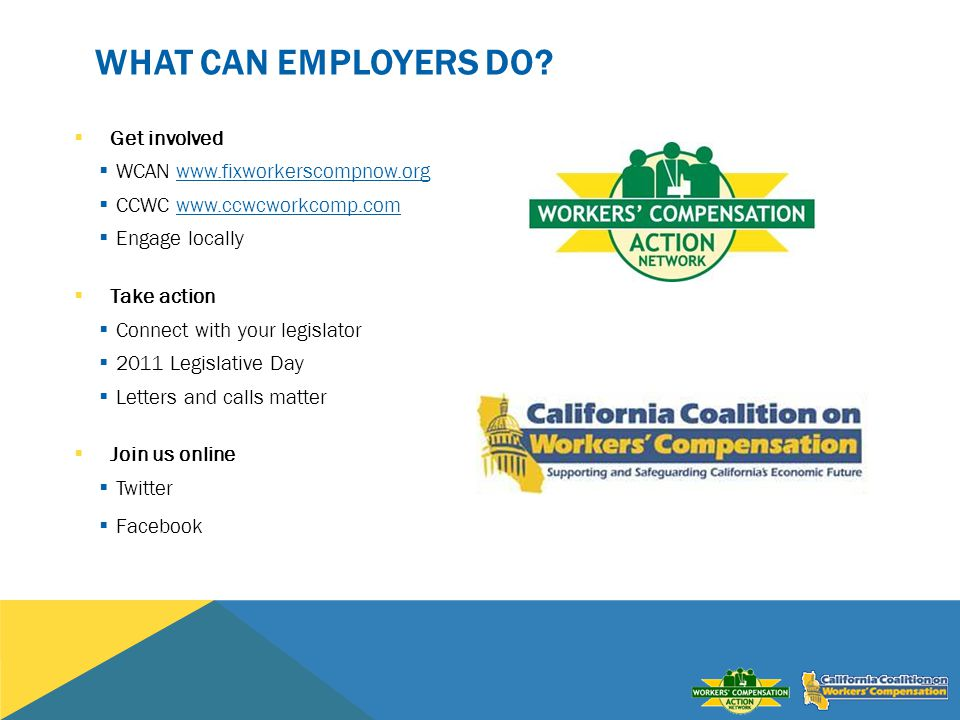 WHAT CAN EMPLOYERS DO.