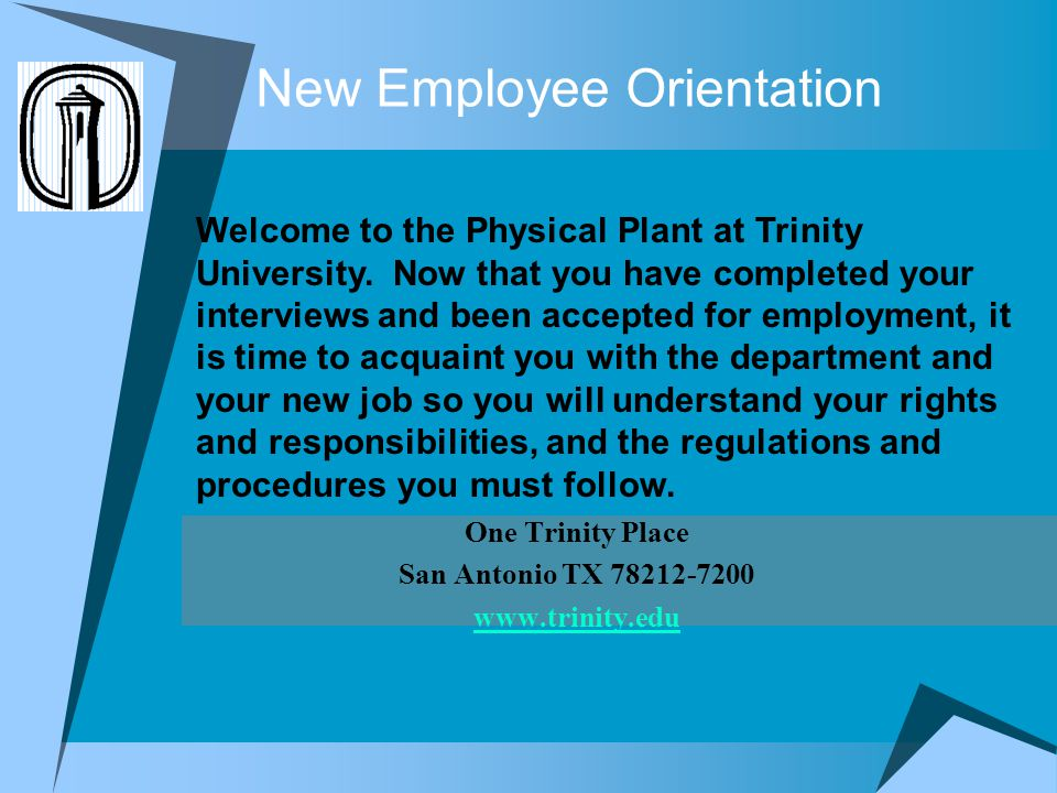 The Physical Plant is effectively responsible for all buildings and grounds belonging to the campus community.