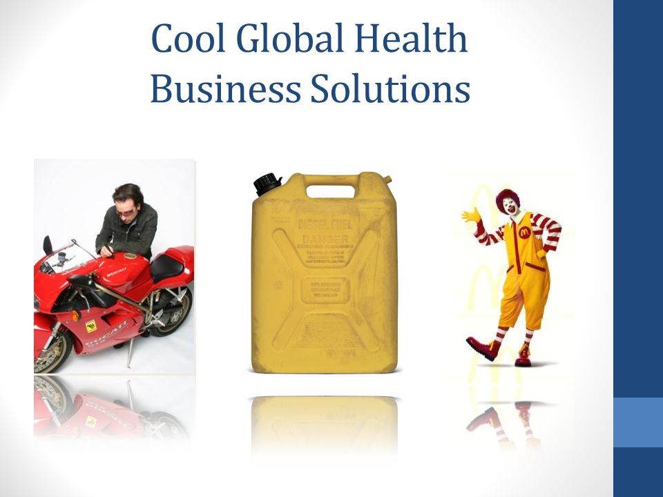 Cool Global Health Business Solutions