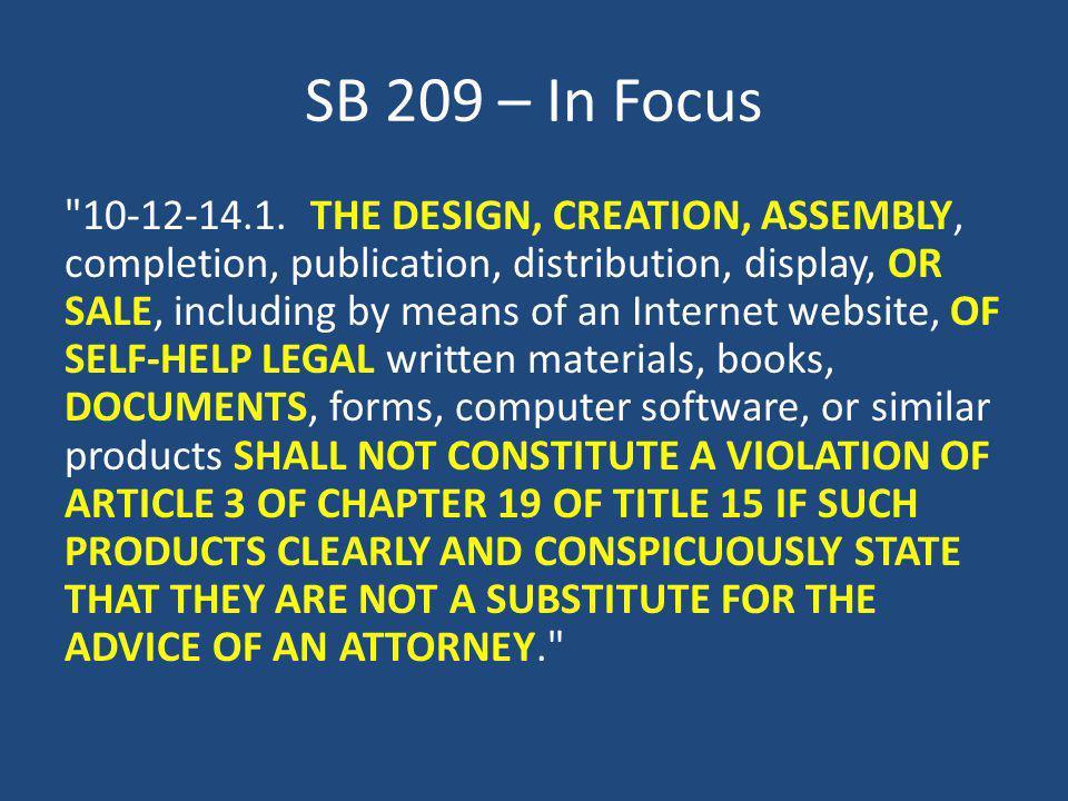 SB 209 – In Focus 10-12-14.1.