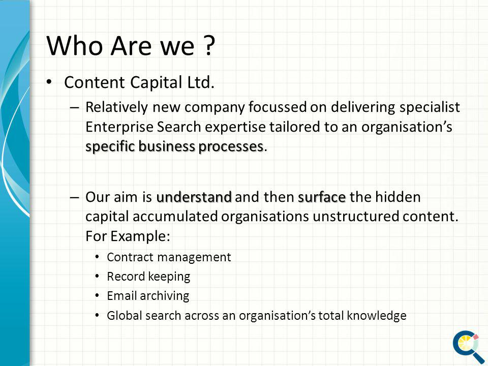 Who Are we . Content Capital Ltd.