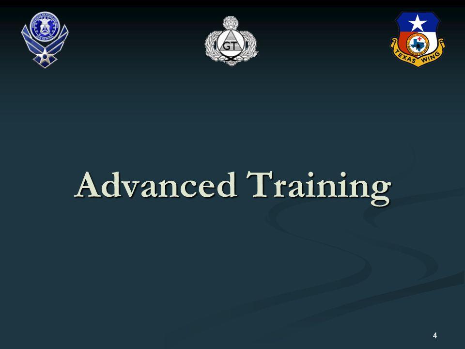 Advanced Training 4