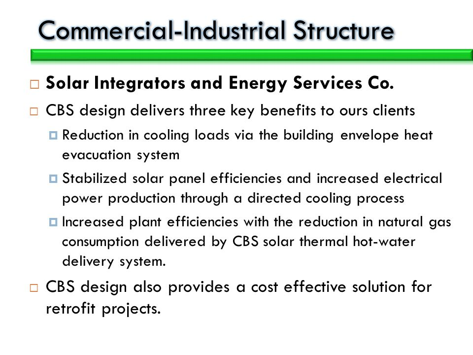 Solar Integrators and Energy Services Co.