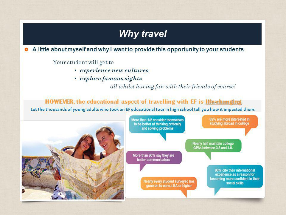 eftours.com EF is #1 in Educational Travel Who is EF.