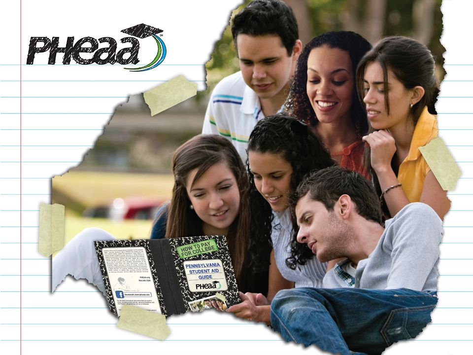 PHEAA State Grant Interface FAFSA On The Web