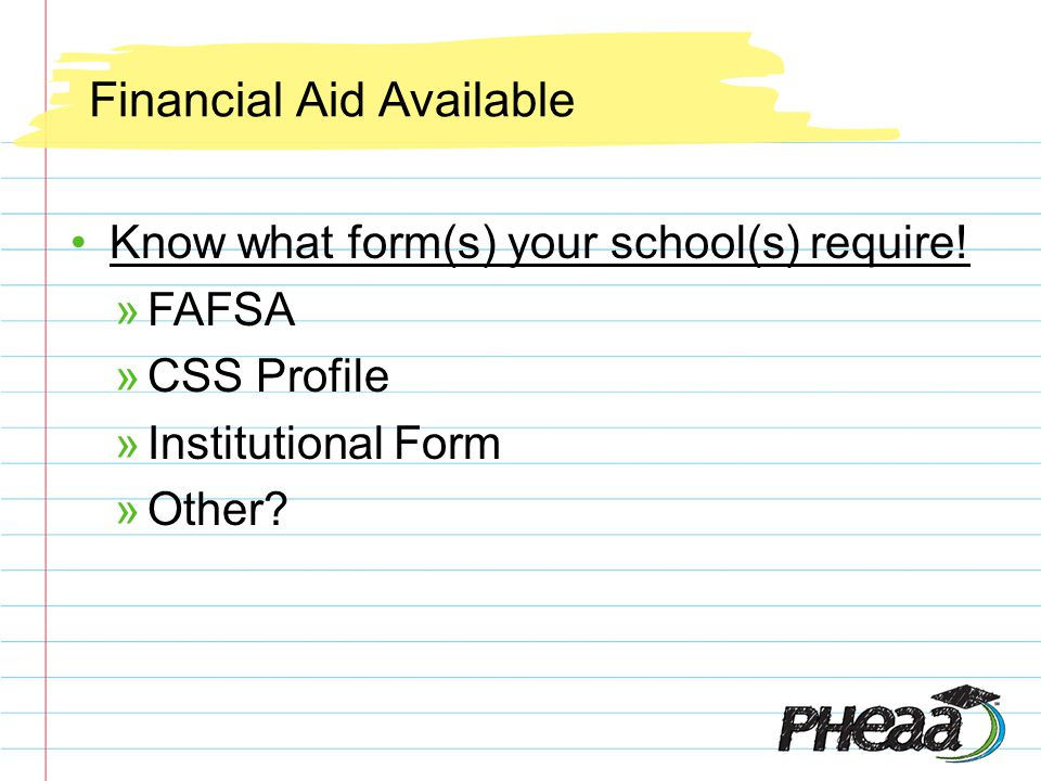 When to Apply The FAFSA may be filed beginning on January 1 of the upcoming award year.