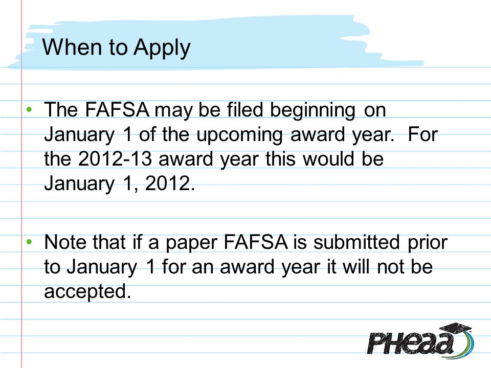 IRS Data Retrieval Tool 2012-2013 FAFSA on the Web will include logic to determine if the student and/or parent(s) is eligible to use the IRS Data Retrieval Tool Students and parents who were eligible to use the IRS Data Retrieval Tool but didnt, will receive an e-mail notification encouraging them to return to FAFSA on the Web and use the tool If estimated income used, can go back once taxes are filed and use IRS Data Retrieval Tool