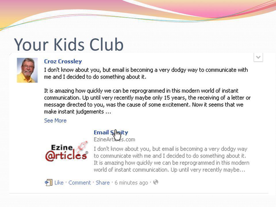 Your Kids Club