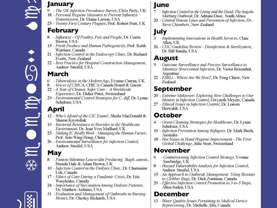 LLF 2006 2007 Teleclass Schedule
